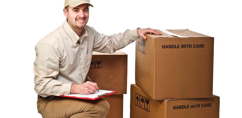 Como armazenar e enviar produtos frágeis