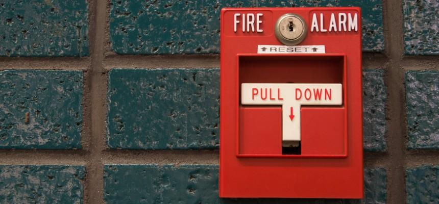 Mantenha seu galpão logístico livre de incêndios